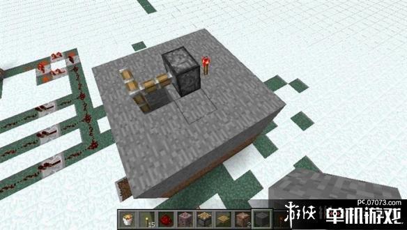 《我的世界》红石基础建造大全 mc红石装置怎么建造