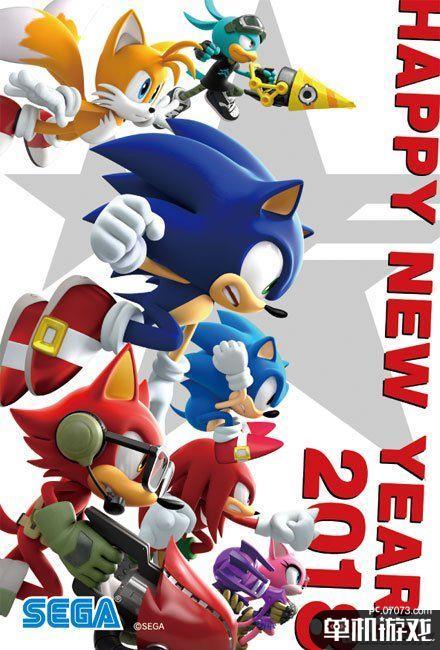 playstation jp献上了贺图和一张壁纸:   小岛工作室:   2018新年快乐