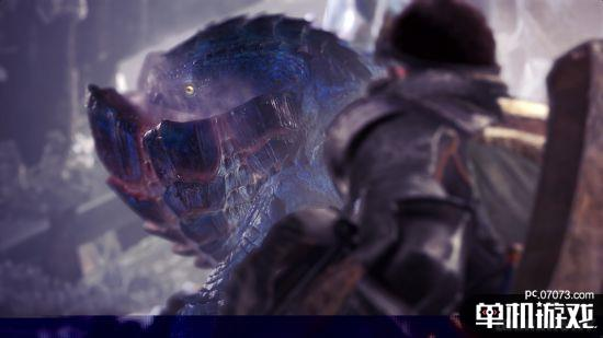 新闻 > 《怪物猎人:世界》新截图 众多大佬级怪物登场     炎王龙拥有图片