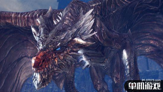 """之前我们了解到,在今年春季《怪物猎人:世界》会免费更新""""恐暴龙""""图片"""