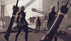 《尼尔:机械纪元》游戏截图赏析