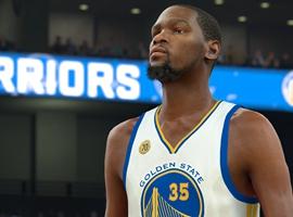 NBA2K17游戏截图