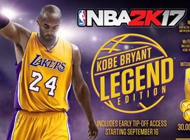 NBA2K17游戏原画