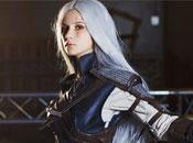 《巫师3》女版白狼Coser赏 绝美还原获官方称赞!
