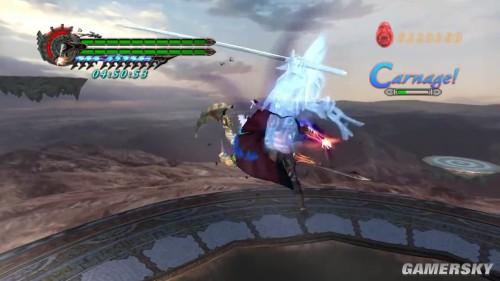 Capcom官方推荐《鬼泣3》《鬼泣4》超强连击演示 眼花缭乱的SSS