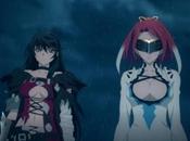 动画《情热传说X》第六集惊现《狂战传说》序章内容!