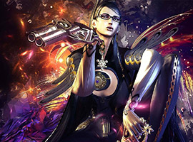 猎天使魔女PC原画设计