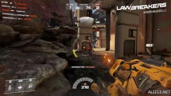 武器与新催生的变种超人来进行战斗.   游戏采用虚幻4引擎开发,登