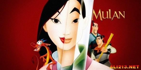 迪士尼经典动画 花木兰 将拍真人电影